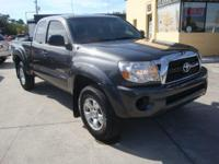 A MINT 2011 TACOMA PRE RUNNER WITH SR5 EXTRA VALUE