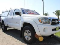 This 2011 Toyota Tacoma Access Cab 2dr PreRunner Pickup
