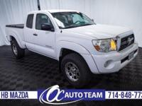 Very nice 2011 Toyota Tacoma PreRunner Extended Cab.