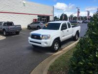 This outstanding example of a 2011 Toyota Tacoma