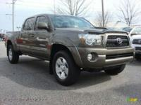 Local Trade. Tacoma PreRunner, 4D Double Cab, 4.0L V6