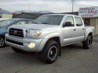 2011 TOYOTA TACOMA TIX PRO TRD OFF ROAD PKG, LOADED,