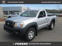Clean, CARFAX 1-Owner, GREAT MILES 26,656! Tacoma trim.