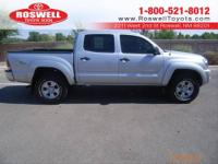 This ready 2011 Tacoma Base with its grippy 4WD will
