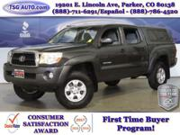 **** JUST IN FOLKS! THIS 2011 TOYOTA TACOMA HAS JUST