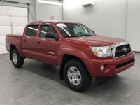 This hot 2011 Toyota Tacoma V6, with its grippy 4WD,