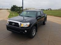 We are excited to offer this 2011 Toyota Tacoma. When