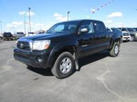 Options:  2011 Toyota Tacoma 4 Wheel Drive Am/Fm