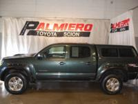 New Price! This 2011 Toyota Tacoma Sport in Timberland