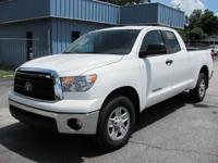This Tundra is priced to move. One owner, clean CarFax,