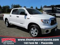 CarFax ONE-OWNER...........2011 Toyota Tundra CrewMax