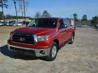 This 2011 Toyota Tundra 2WD Truck 2WD CrewMax Short Bed
