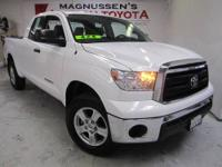 READY FOR WORK! This 2011 Toyota Tundra has what it