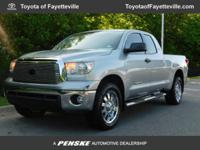 CARFAX 1-Owner, Running Great. Tundra trim. PRICED TO