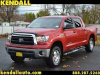 CREW CAB 4X4 SR5 With power sunroof powerseat 5.7 v8