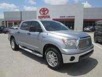 New Price! 2011 Toyota Tundra Grade CrewMax i-Force
