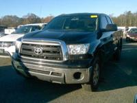 Options:  2011 Toyota Tundra Grade 4X2 4Dr Double Cab