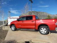CARFAX 1-Owner. Tundra trim. REDUCED FROM $29,301! Tow