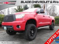Over Sized Off Road Wheels & Tires, TRD Off Road