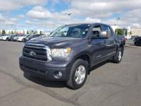 Tundra trim. CARFAX 1-Owner, ONLY 27,569 Miles! JUST