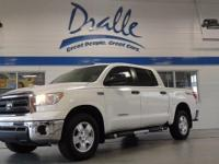 Options:  2011 Toyota Tundra Grade|Super White|Awards: