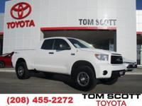 Experience driving perfection in the 2011 Toyota