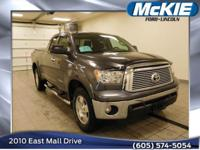 4D Double Cab, i-Force 5.7L V8 DOHC FFV, 4WD, and
