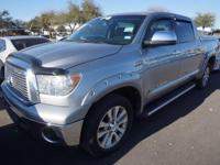 Recent Arrival! 2011 Toyota Tundra Limited
