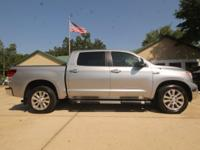 Options:  2011 Toyota Tundra Limited|Limited Editon