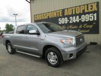 Options:  2011 Toyota Tundra Limited 5.7L Crewmax 4Wd