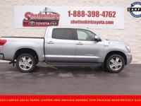 Options:  2011 Toyota Tundra|Aluminum/Alloy