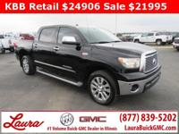 1-Owner New Vehicle Trade! Limited 5.7 V8 Max Crew Cab