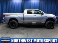 Clean Carfax 4x4 Lifted Truck with Backup Camera!