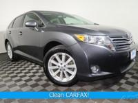Clean CARFAX. Power Drivers Seat, Cruise Control,