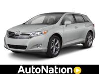 2011 Toyota Venza Our Location is: AutoNation Toyota