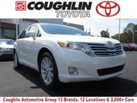 Recent Arrival! Clean CARFAX. This 2011 Toyota Venza in