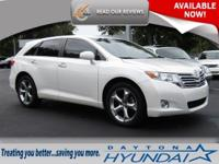The 2011 Toyota Venza is an all-new crossover wagon