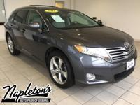 Recent Arrival! 2011 Toyota Venza in Gray, LOCAL TRADE,