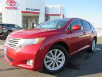 4 CYL VENZA  Options:  Front Wheel Drive|Power
