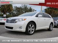 2011 Toyota Venza V6, *** 1 FLORIDA OWNER *** CLEAN
