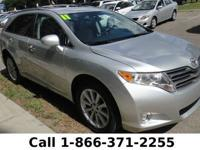 2011 Toyota Venza Features: Automatic transmission -