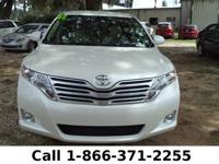 2011 Toyota Venza Features: Warranty - Keyless Entry -