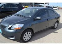 2011 Toyota Yaris 4dr Sedan Base Our Location is: Honda