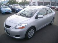 2011 Toyota Yaris 4dr Sedan Base Our Location is: