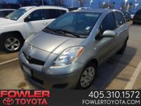 Hatchback! Automatic Transmission! Local Trade! Carfax