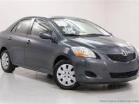 This 2011 Toyota Yaris 4dr 4dr Sdn Auto Sedan features
