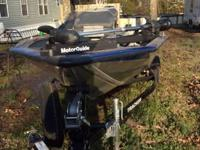2011 Tracker Pro Team 175TF. 2011 Bass Tracker. Trickle