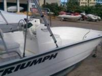 2011 Triumph 17 - Stock #085484 -