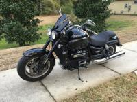 2011 Triumph Rocket III 3 Roadster ABS 2300cc - Super