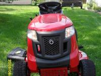 2011 Troy-Bilt Pony Lawn Tractor Price:$850 MANUFACTURE